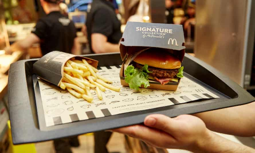 Signature collection burgers
