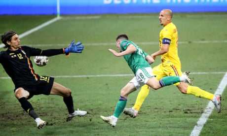 Nations League roundup: Northern Ireland earn late draw in Romania