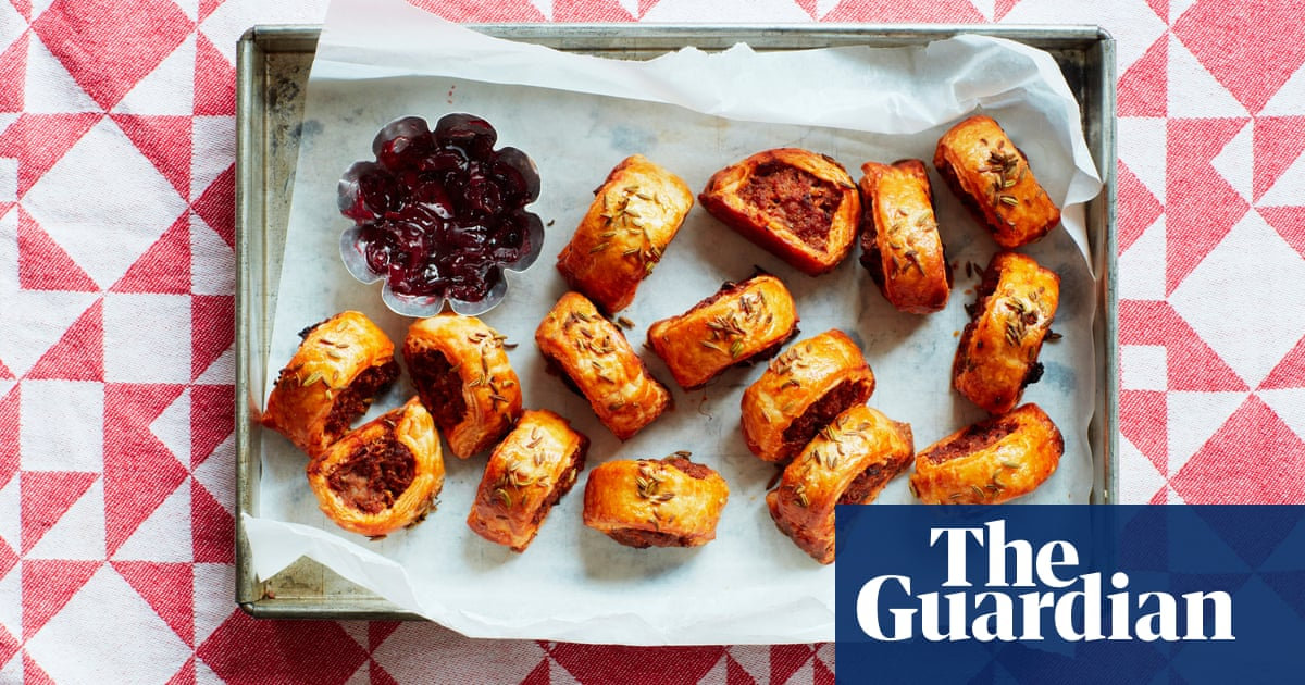 Thomasina Miers' alternative Christmas canapes: Indian