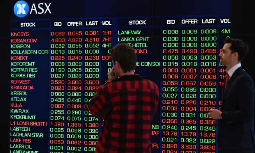 ASX: Thursday was the worst day for the Australian stock market since 6 February 2018, during the global financial crisis.