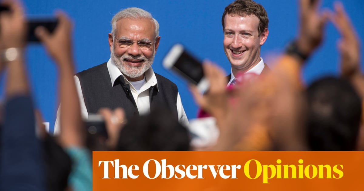 Tech giants happy to do Narendra Modi's bidding in return for access to Indian market