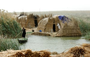 Eden Restored - The Mesopotamian Marshes of Iraq, 2015 People have returned to their traditional way of life after they were forced to evacuate the marshes when they were drained in the early nineties by Saddam Hussein.
