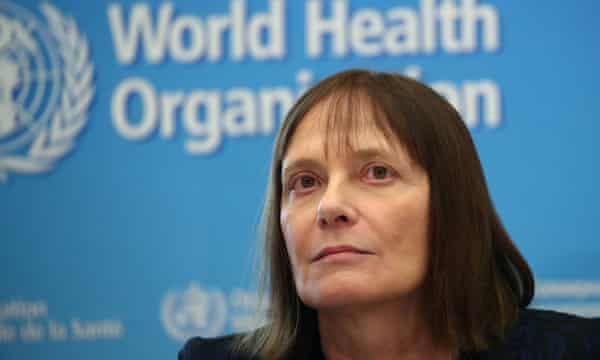 Marie-Paule Kieny, a former head of the World Health Organization's vaccine research initiative, warned that governments may not be inclined to share a vaccine discovered in their country.