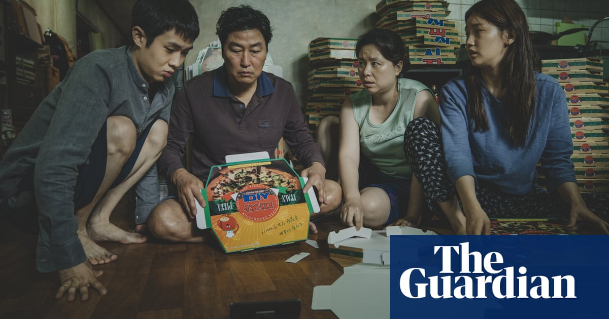 Parasite comes out on top at London Critics' Circle film awards