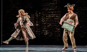 David McVicar's production of Die Zauberflöte (the Magic Flute) for the Royal Opera House