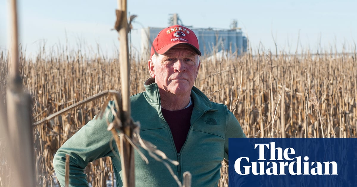 As climate change bites in America's midwest, farmers are desperate to ring the alarm