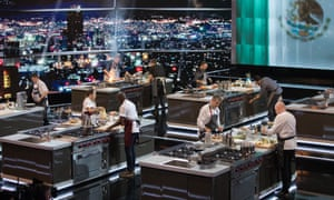 'Ultimate Beastmaster with microgreens' … Netflix's The Final Table.