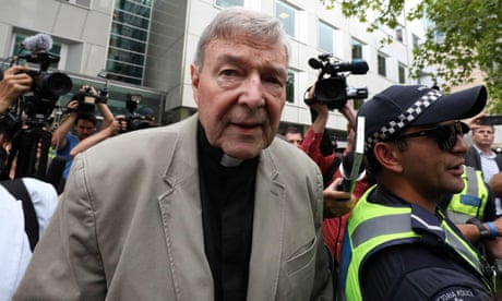 Brutal and dogmatic, George Pell waged war on sex – even as he abused children