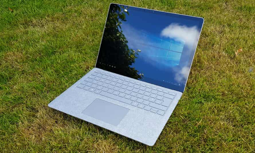 microsoft surface laptop review