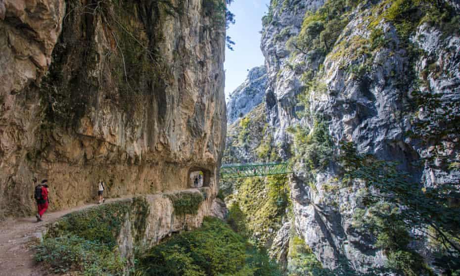 Ruta del Cares, Picos de Europa, Spain