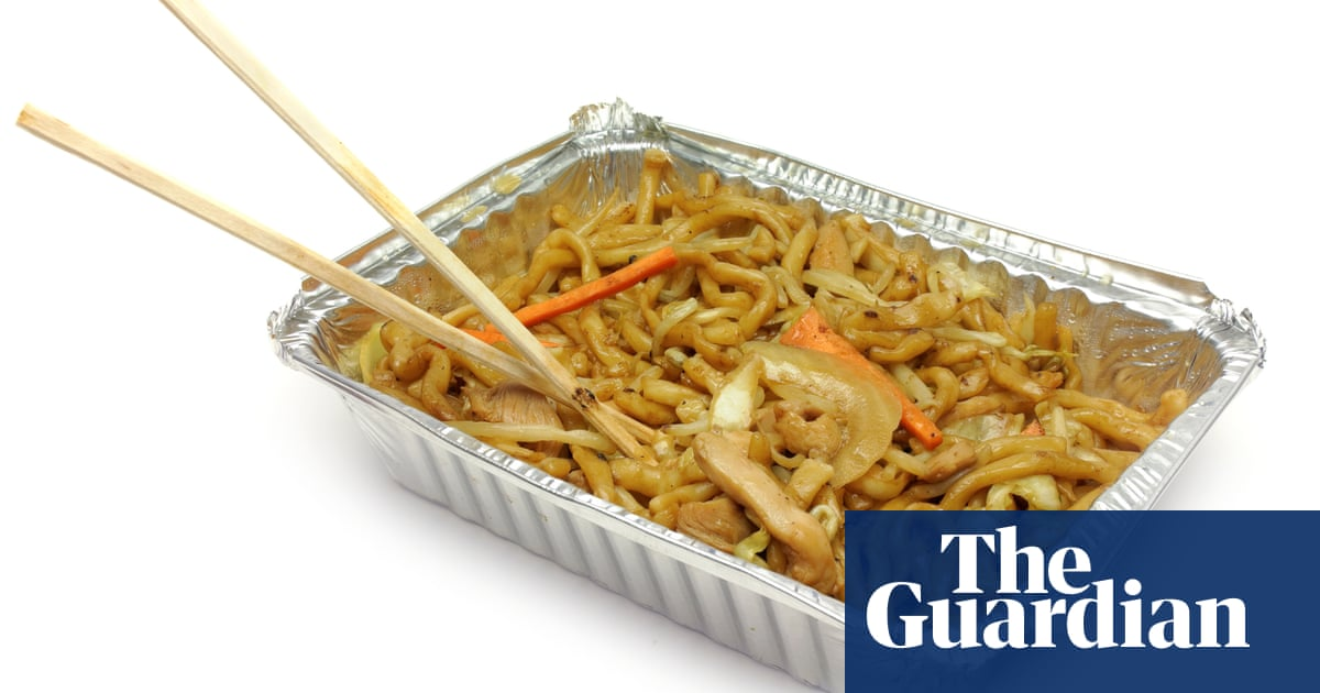 How to order a healthier Chinese takeaway: swap noodles for