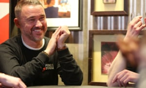 Stephen Hendry: almost as ruthless at the poker table as he was around the snooker table.