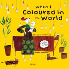 Cover image for When I Coloured in the World