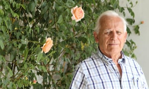 David Austin in 2012. He established English Roses as the must-have plants for any self-respecting gardener.