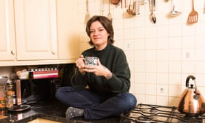Jack Monroe at her home in Southend-on-Sea.