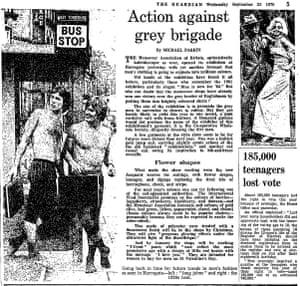 The Guardian, 23 September 1970.
