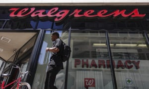 Walgreens Boots Alliance, which owns Walgreens and Duane Reade in the US, Boots in the UK and a number of pharmaceutical manufacturing and distribution companies, operates in 25 countries and has over 415,000 employees.