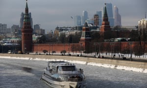 Changes to sanctions against Russian intelligence agency FSB have been welcomed in Moscow.