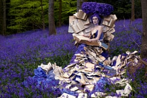 The Storyteller by Kirsty Mitchell.