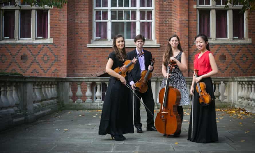 The Alke Quartet.