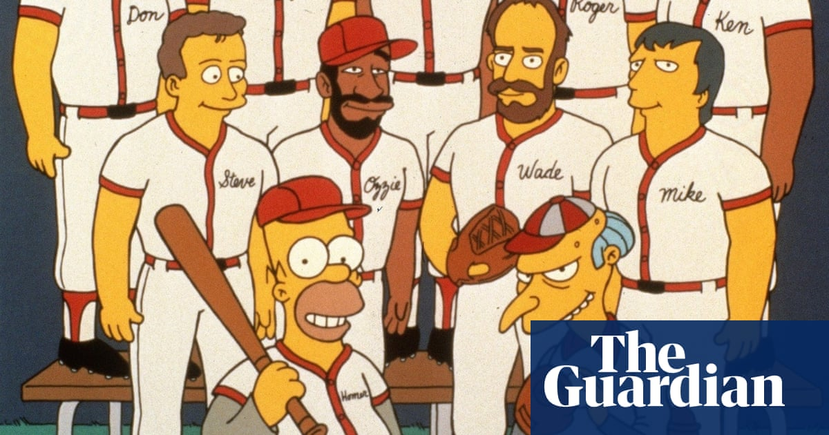 The Simpsons: Springfields greatest sporting moments – quiz