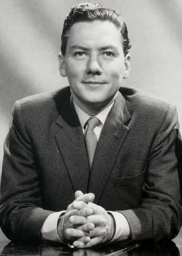 Gay Byrne in 1962.