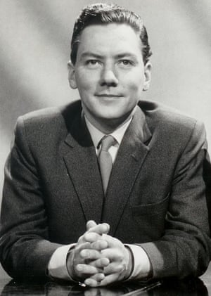 Gay Byrne in 1962.