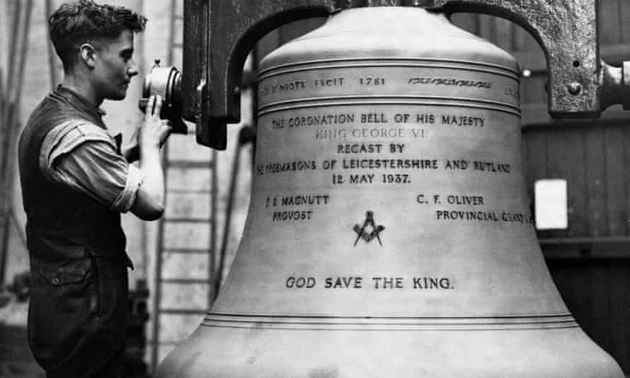 The Coronation Bell of King George VI