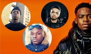 Grime, Afro bashment, drill     how black British music became more