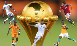 Senegal's Sadio Mané, Egypt's Mohamed Elneny, Ivory Coast's Lamine Koné, Algeria's Riyad Mahrez and Ivory Coast's Max Gradel will all be starring for their national sides at the 2017 Africa Cup of Nations rather than plying their trade in the Premier League.