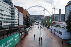 Development around Wembley stadium has been fast-paced but did the FA miss a trick in that area?