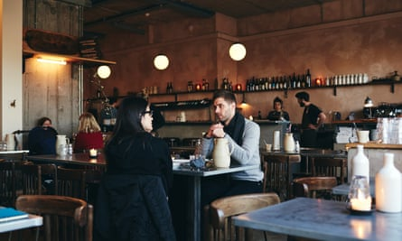 Jolene, N16: A 'great restaurant for a date'.