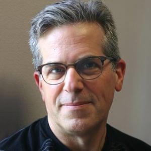 Author Jonathan Lethem