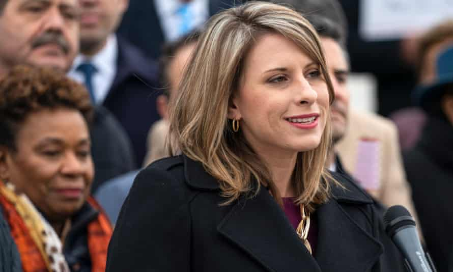 Katie Hill resigned from Congress amid allegations of sexual relationships with staff members.