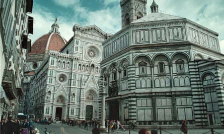 """The Piazza del Duomo – """"Cathedral Square"""" – is a treasure of Gothic and Renaissance architecture."""