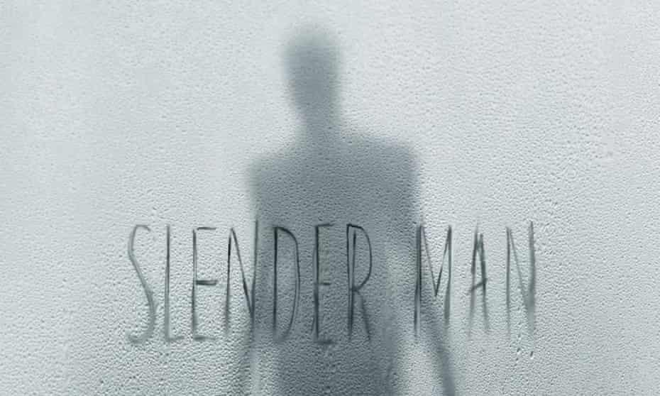 The poster for Sony's Slender Man.