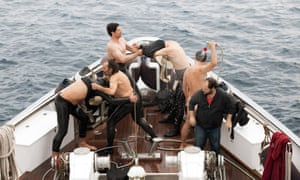 A scene from Chevalier.