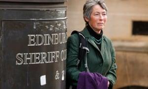 Rohan Beyts at Edinburgh sheriff court