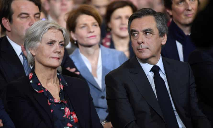 François Fillon and his wife, Penelope, will deny the accusations.