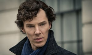 Who wouldn't want Benedict Cumberbatch in their movie? Here he is as Sherlock, in the BBC production.