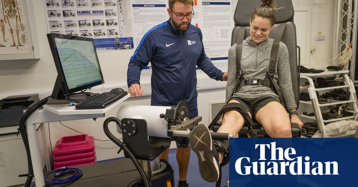 Inside the push to stop female footballers suffering so many ACL injuries