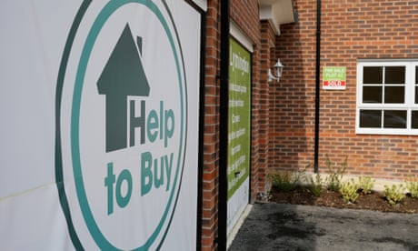 Help-to-buy scheme pushes housebuilder dividends to £2.3bn