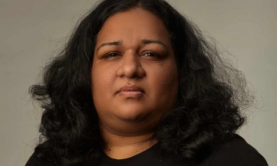 Author Shivanee Ramlochan, poet of Everyone Knows I am a Haunting