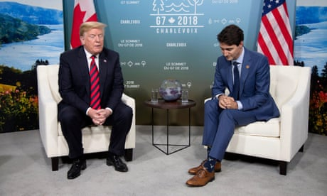 Trump is a bully who thought Canada was weak. He was wrong about us