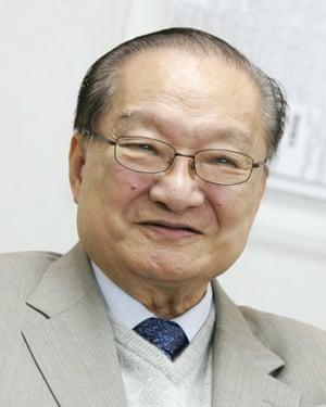 Louis Cha Leung-yung aka Jin Yong.