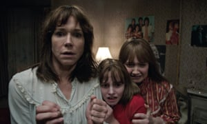 Braced for trouble … The Conjuring 2