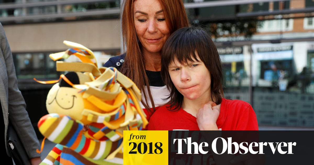 Home Office returns cannabis oil for boy's epilepsy