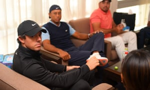 """Rory McIlroy: """"Tiger Woods was my hero growing up, and it didn't matter what colour his skin was, what his beliefs were."""""""