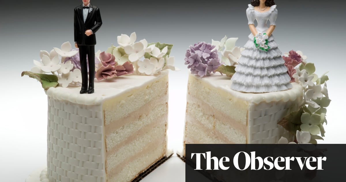 How likely is your marriage to succeed? Start by counting the guests