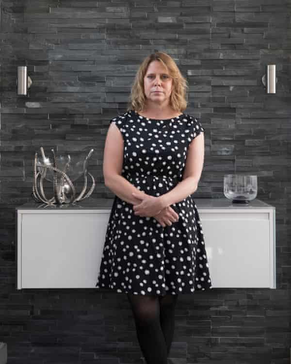 Jane Sandell, chief executive of UK Fisheries.